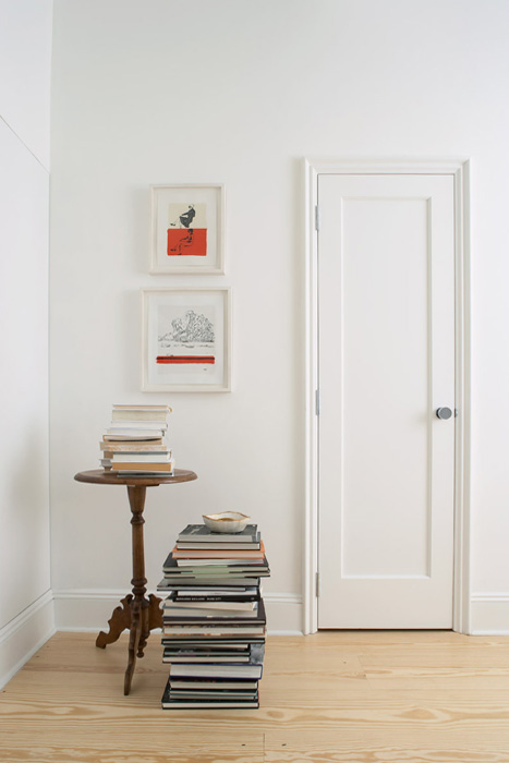 Magdalena keck interior design greenwich village pied for Nyc pied a terre
